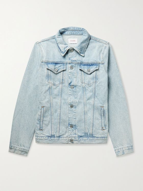 FRAME Heritage Denim Jacket
