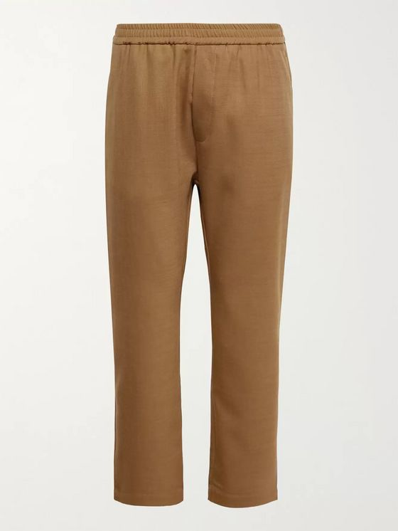 BARENA Woven Trousers