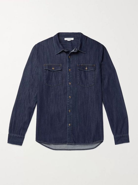 FRAME Denim Shirt