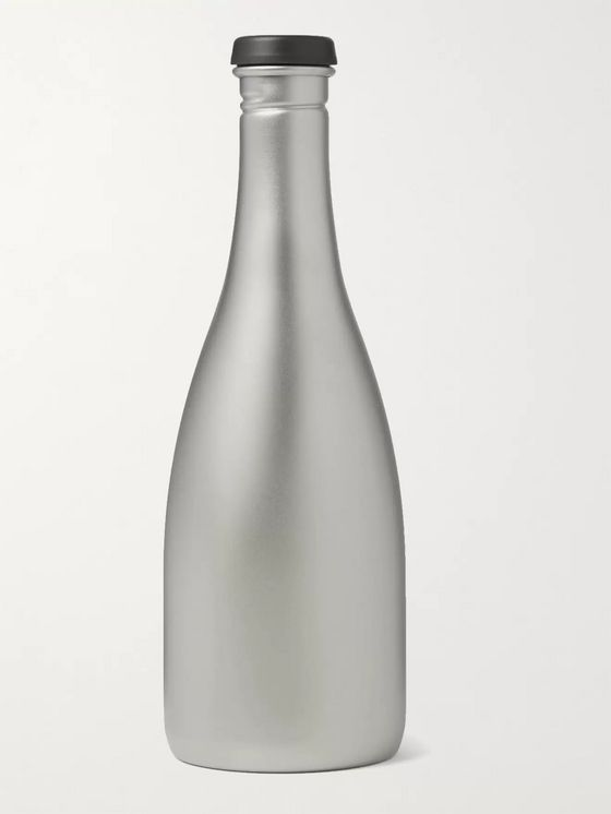 Snow Peak Titanium Saké Bottle, 540ml
