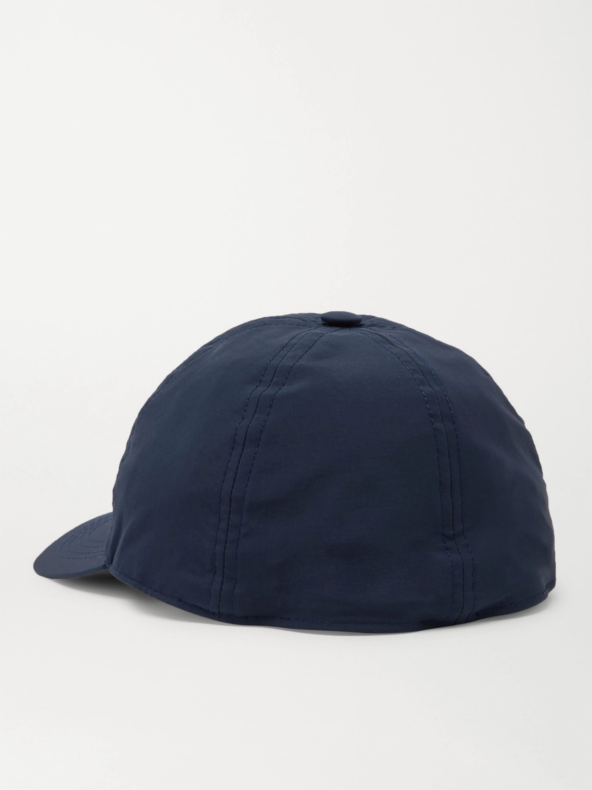 LOCK & CO HATTERS Rimini Water-Repellent Nylon Baseball Cap