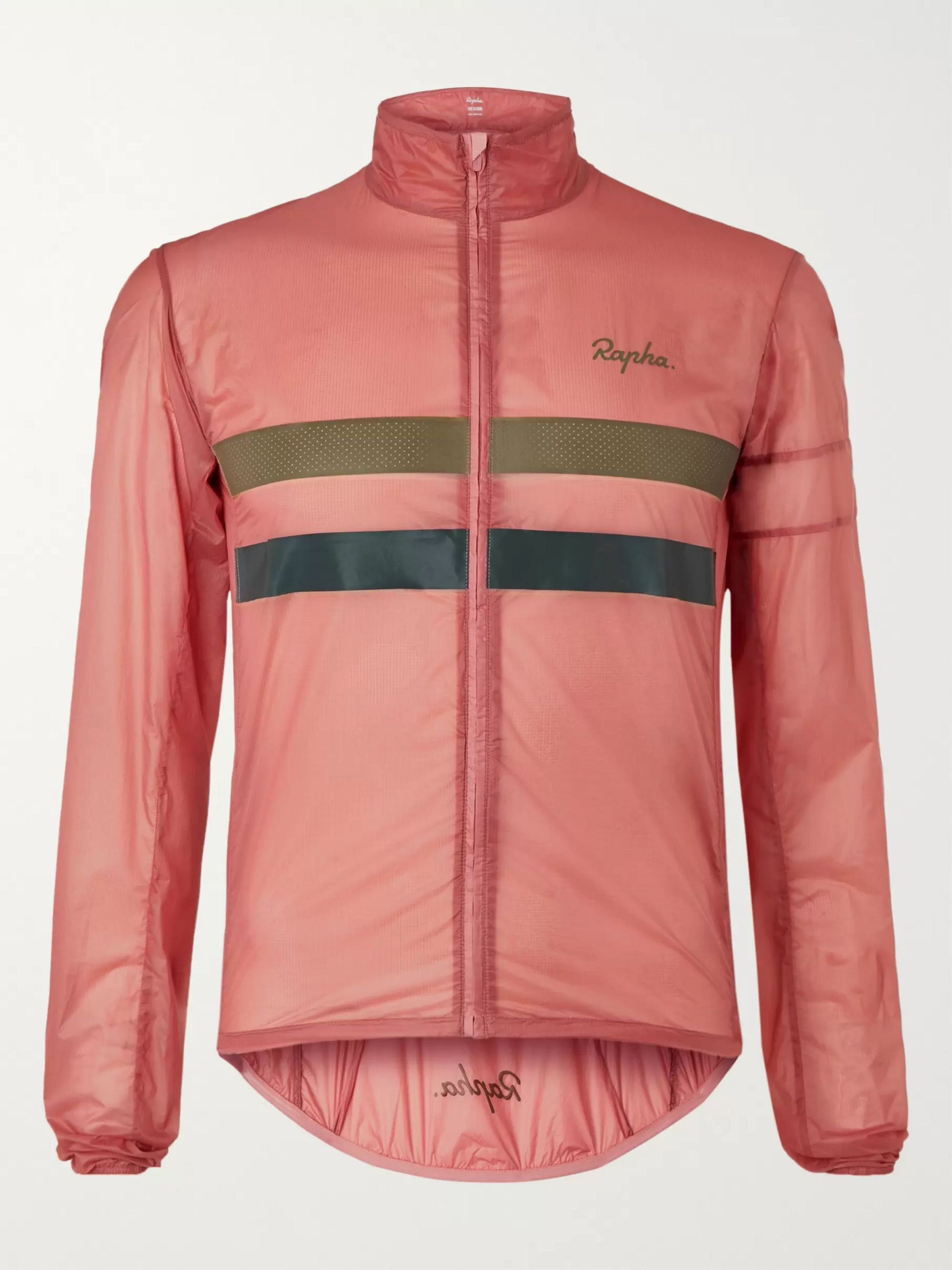 Rapha Brevet Panelled Flyweight Shell Cycling Jacket