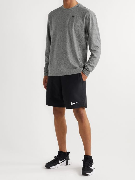 Nike Training Mélange Dri-FIT T-Shirt
