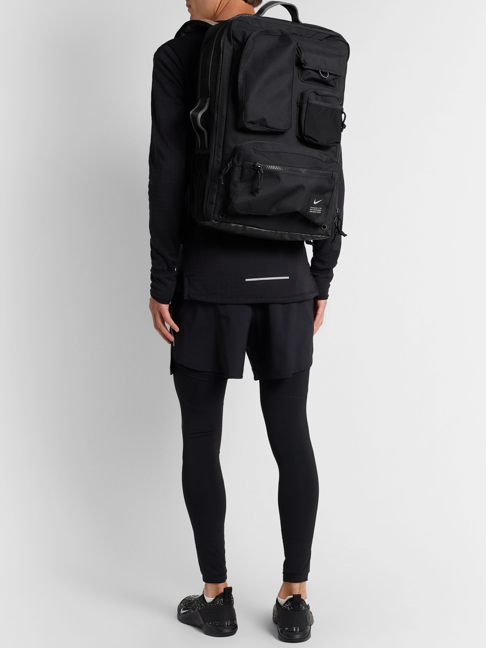 Nike Training Utility Elite Shell Backpack
