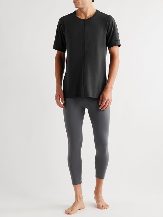 NIKE TRAINING Slim-Fit Dri-FIT Yoga T-Shirt