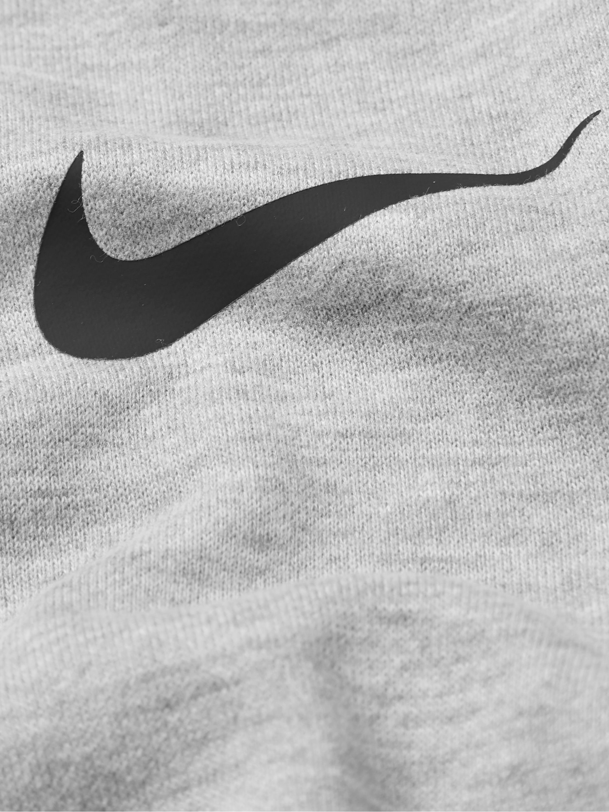 Nike Training Fleece-Back Jersey Sweatpants