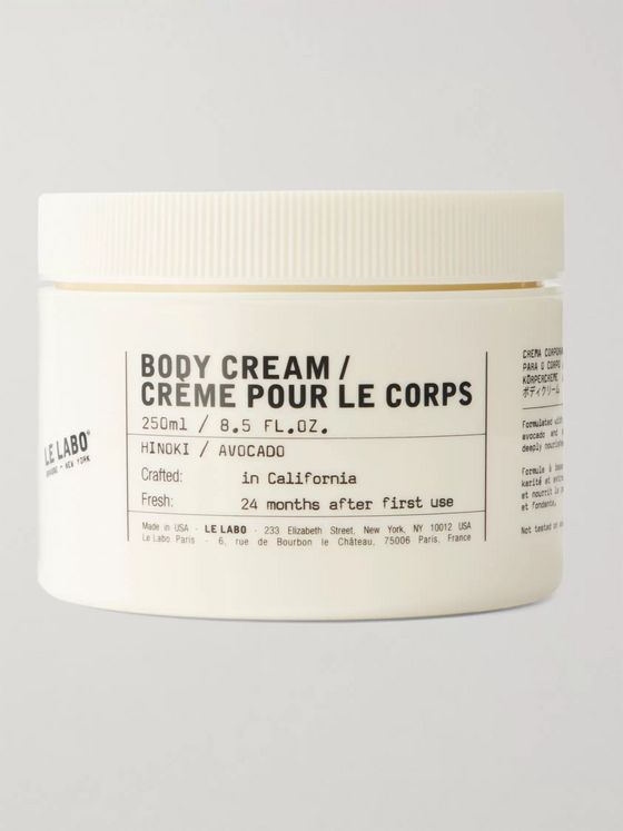 Le Labo Body Cream - Hinoki, 250ml