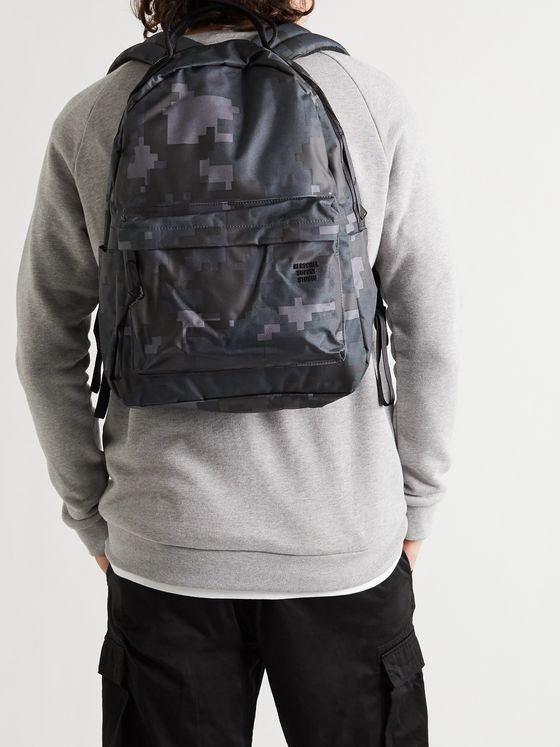 HERSCHEL SUPPLY CO Studio Classic XL Camouflage Sailcloth Backpack