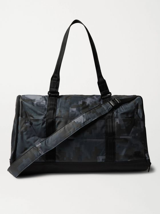 HERSCHEL SUPPLY CO Studio Bennett Camouflage Sailcloth Holdall