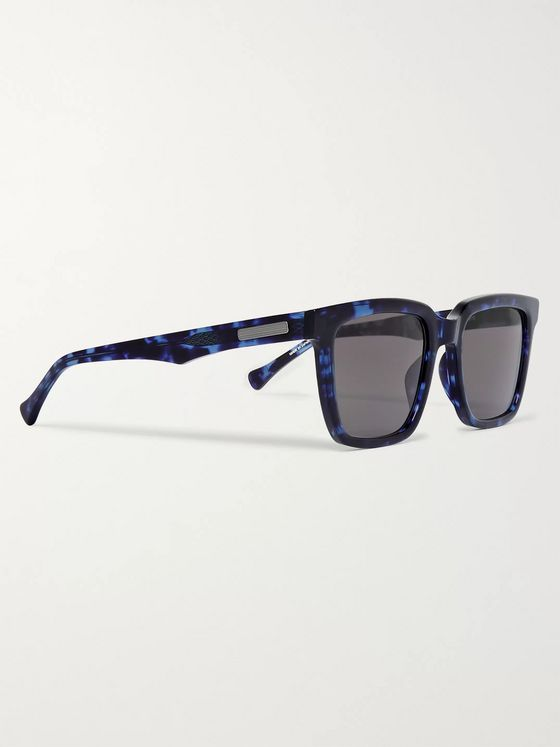 Native Sons Kent Square-Frame Acetate Optical Glasses