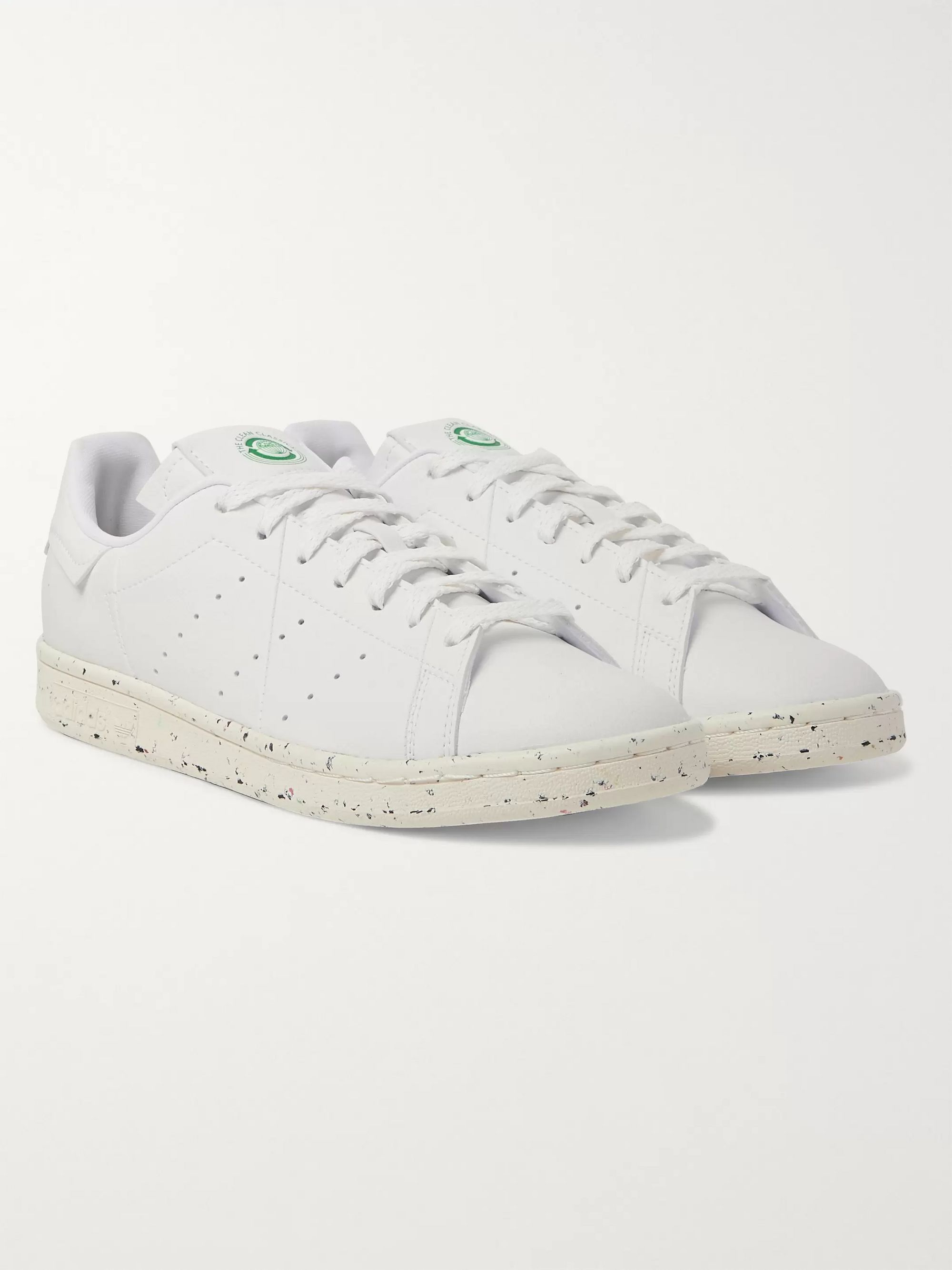 Stan Smith Recycled Leather Sneakers