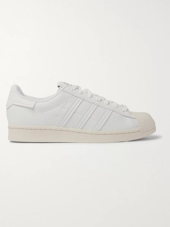 ADIDAS ORIGINALS Clean Classics Superstar Vegan Leather Sneakers