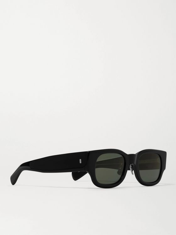 EYEVAN 7285 Square-Frame Acetate Sunglasses