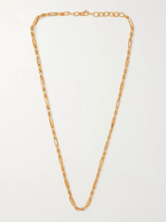 BOTTEGA VENETA Gold-Plated Necklace