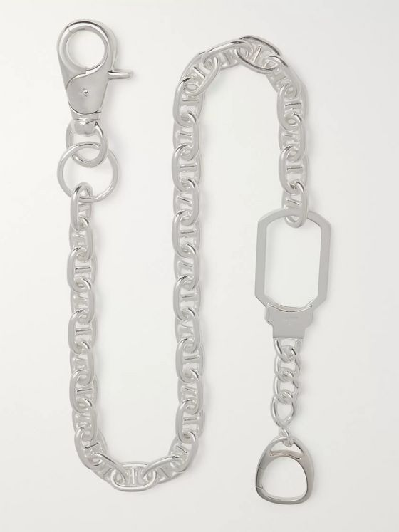 Martine Ali Sterling Silver Wallet Chain