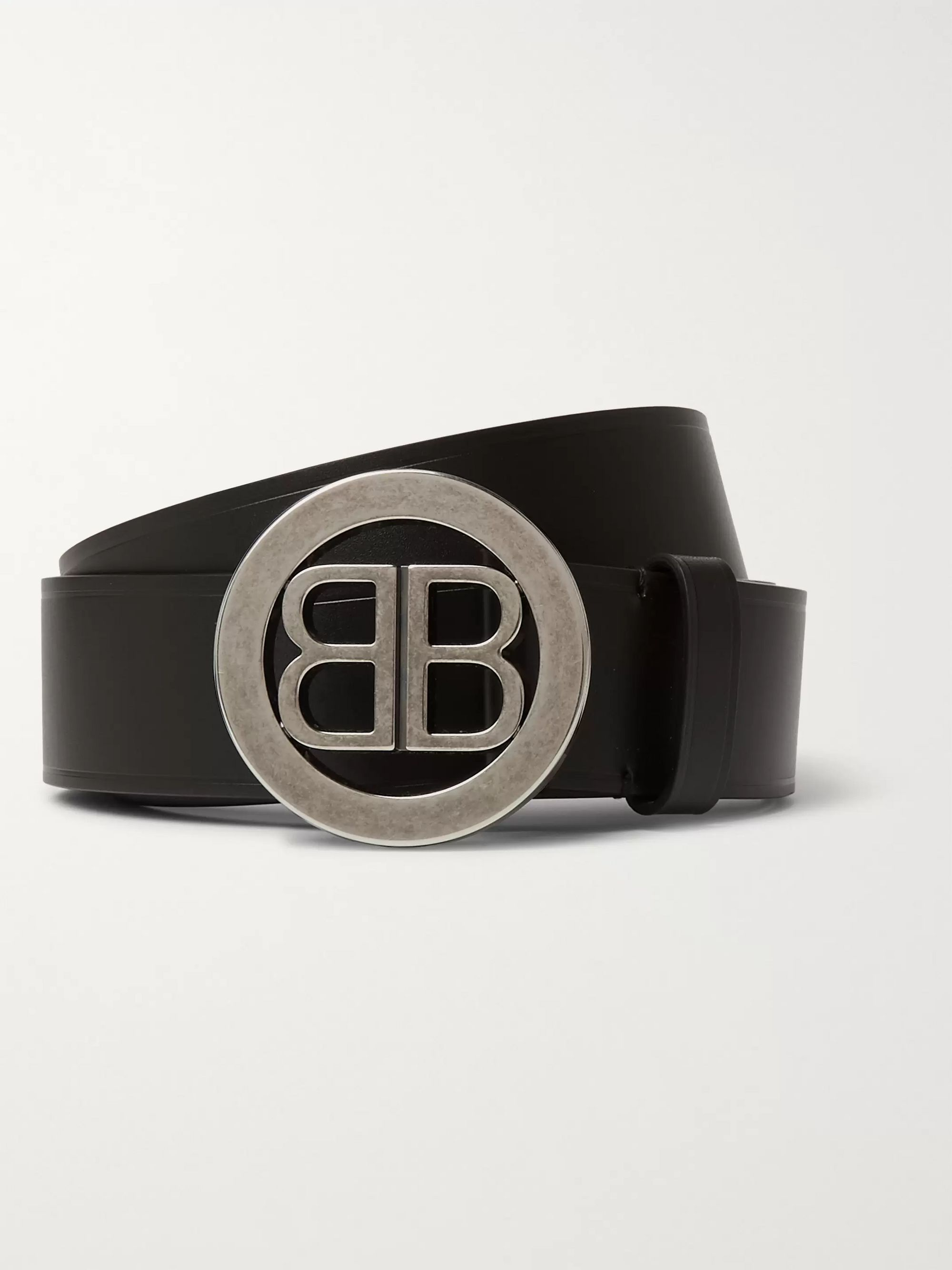 Balenciaga Leather Belt