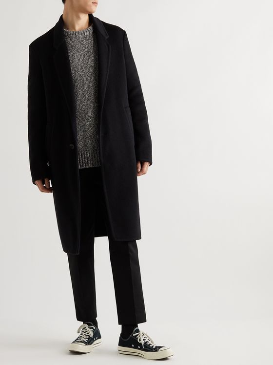 MR P. Splittable Cashmere Coat