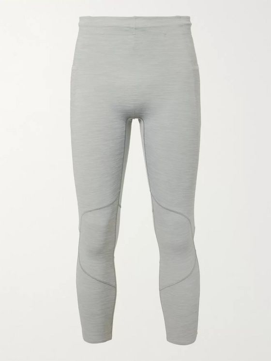 Lululemon Surge Tight 22 Mesh-Panelled Nulux Tights