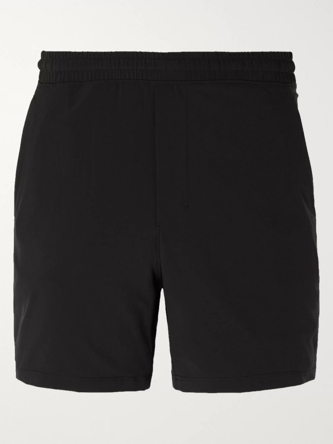 lululemon - pace breaker swift shorts - men - black
