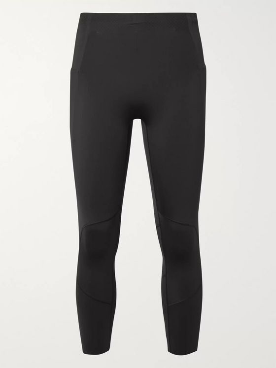 Lululemon Surge Tight 28 Mesh-Panelled Nulux Tights