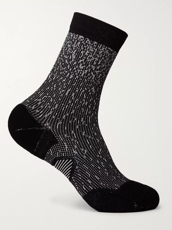 Lululemon T.H.E. Crew Stretch-Knit Socks