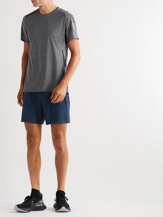 Lululemon Surge Mélange Swift Shorts