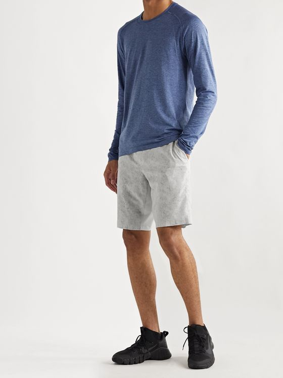 Lululemon T.H.E. Printed Swift Shorts