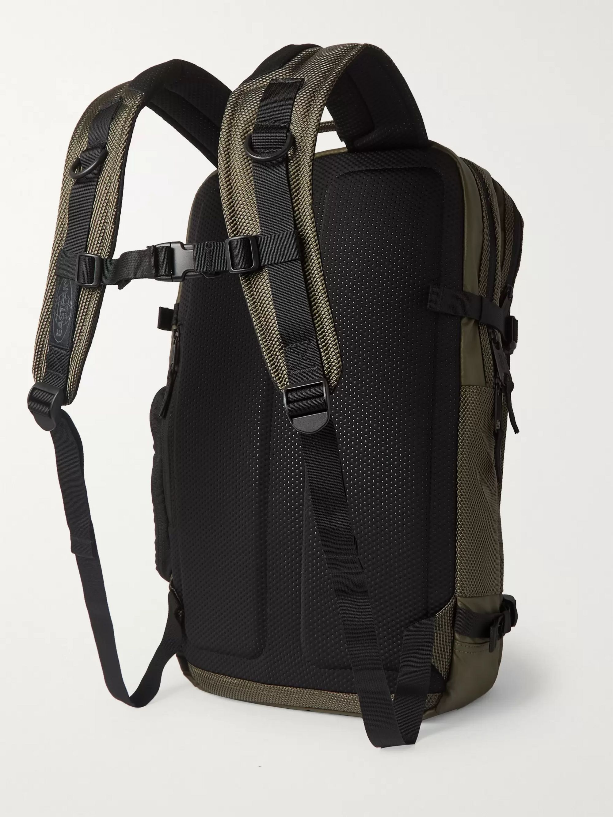 Eastpak Tecum L CNNCT Canvas Backpack