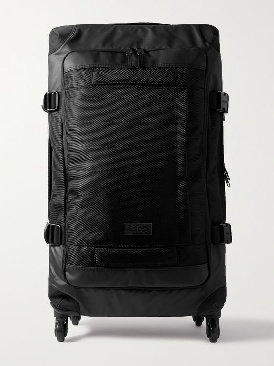 EASTPAK Trans4 CNNCT L Coated-Canvas Suitcase
