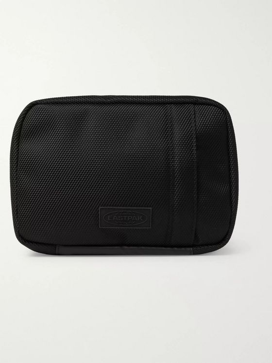 Eastpak Logo-Appliquéd Canvas Wash Bag