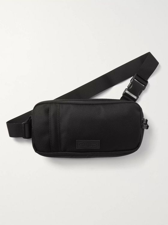 Eastpak Logo-Appliquéd Canvas Belt Bag