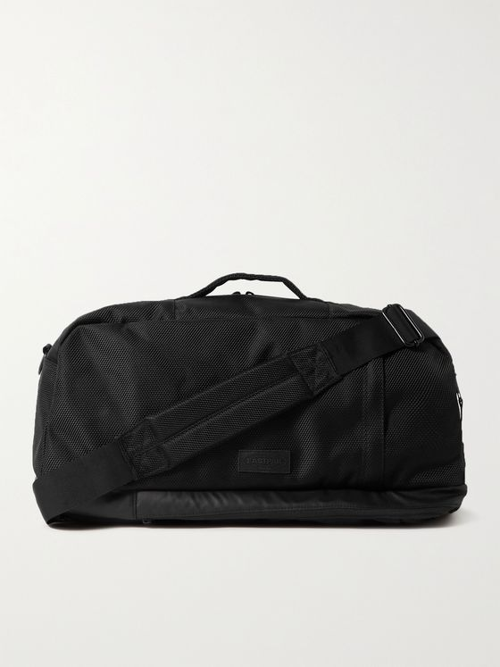EASTPAK Stand CNNT Convertible Coated-Canvas Holdall