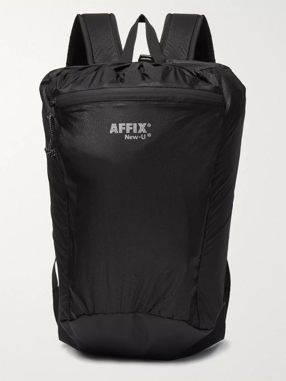 AFFIX Nylon Backpack