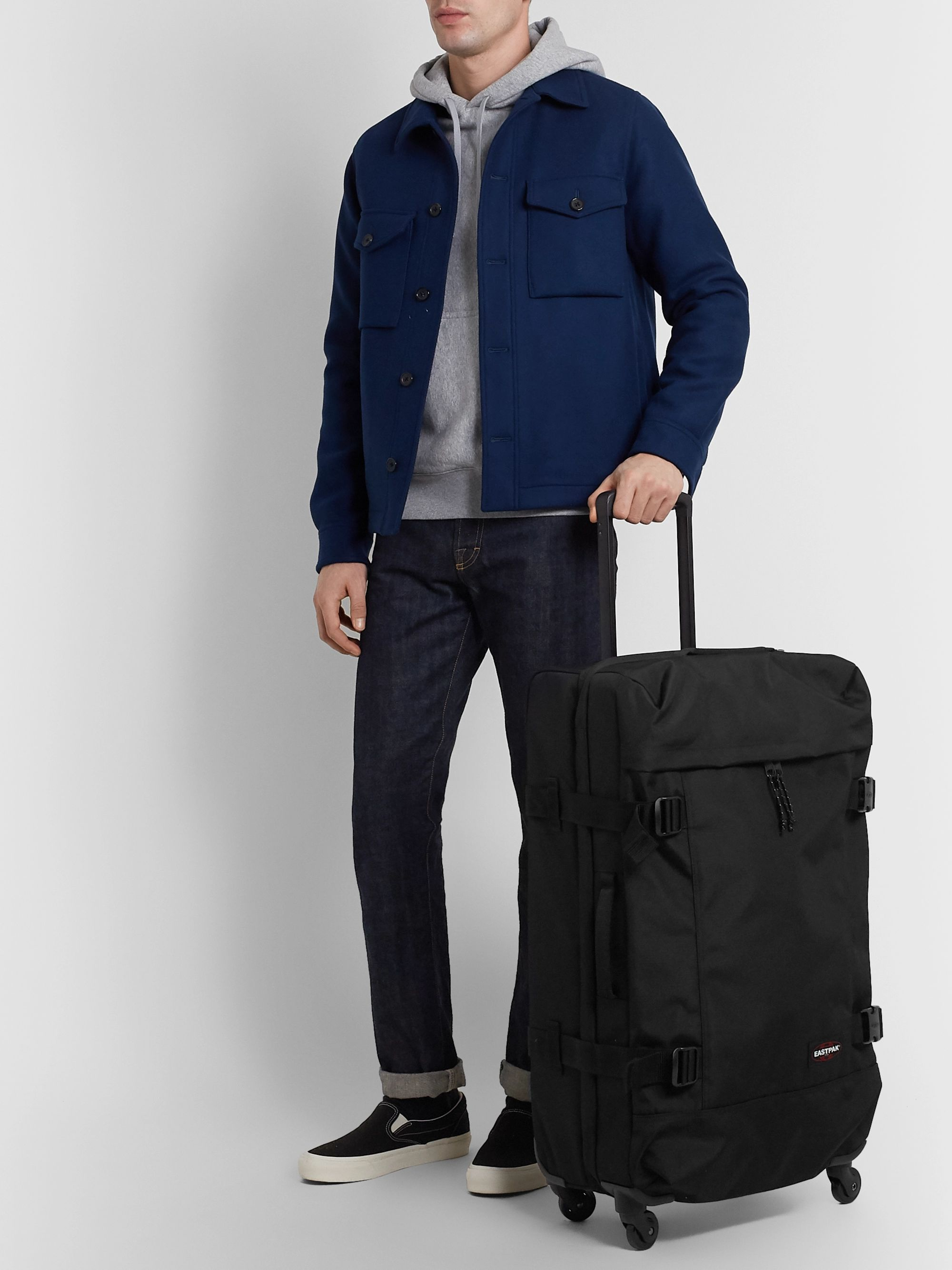 Eastpak Trans4 L Canvas Suitcase