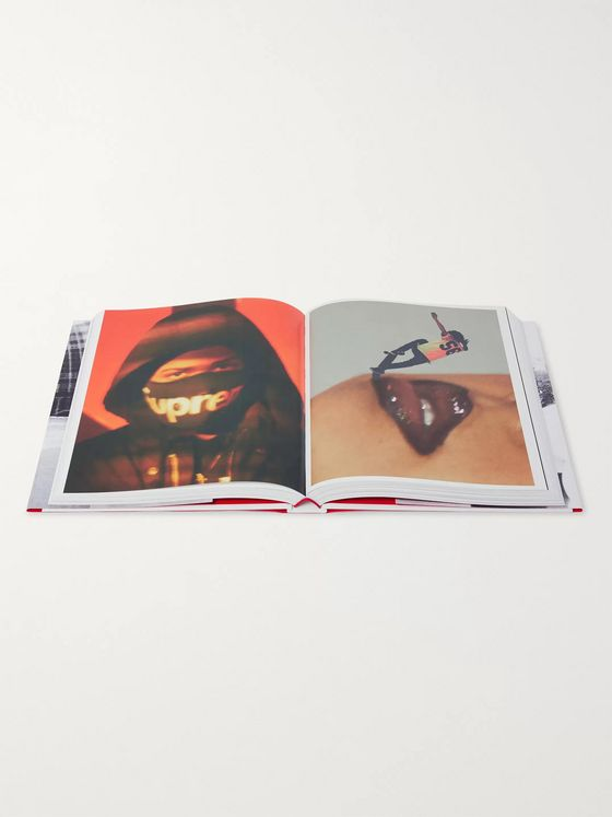 Phaidon Supreme Hardcover Book