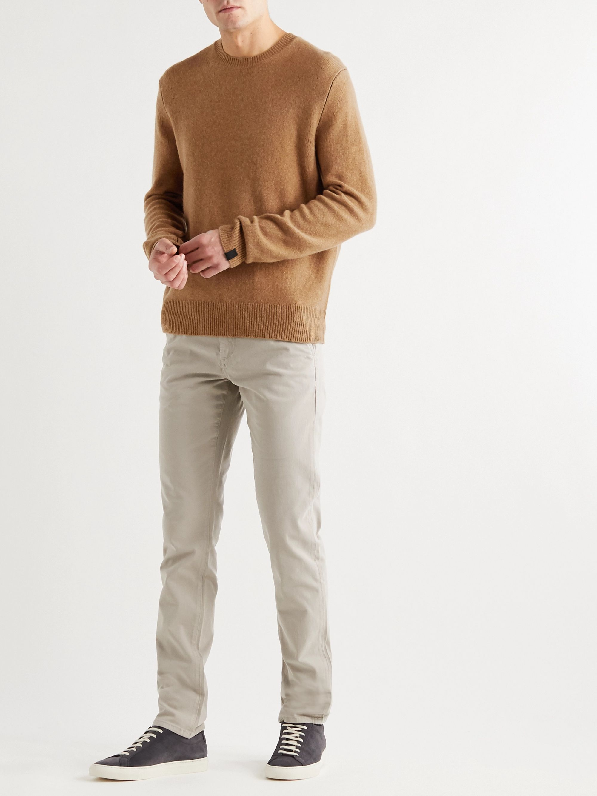 RAG & BONE Haldon Cashmere Sweater