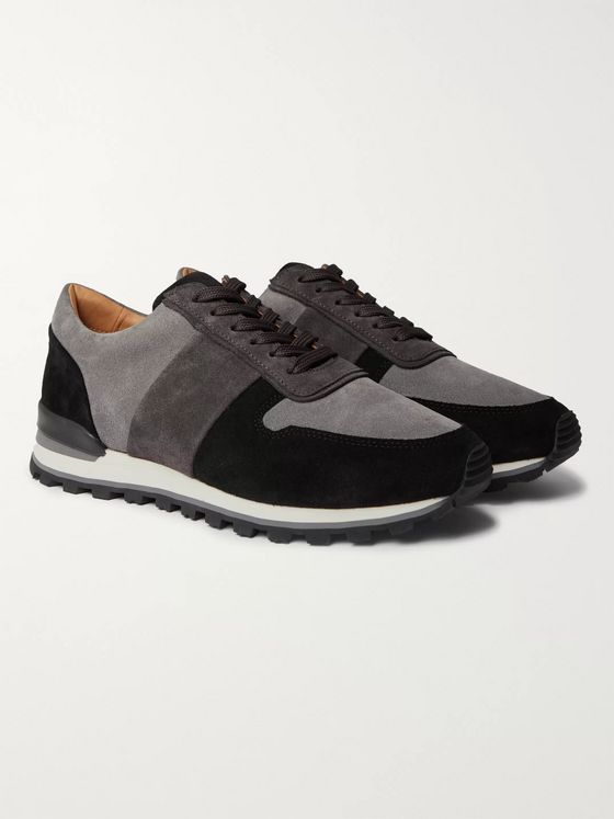 Mr P. Suede Sneakers