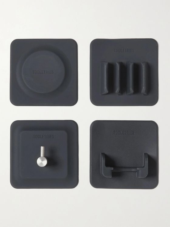 TOOLETRIES The 4in1 Silicone Tile Series