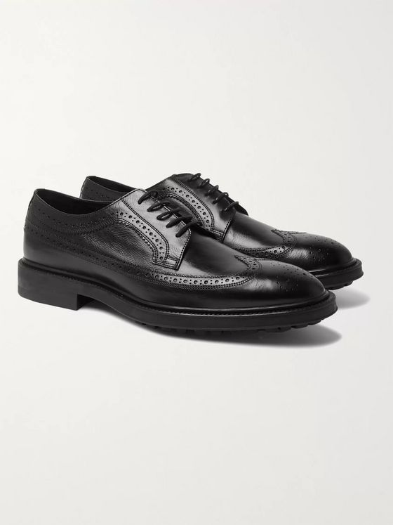Paul Smith Gustav Leather Wingtip Brogues