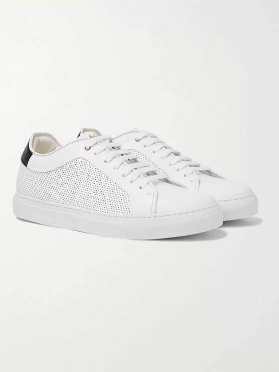 Paul Smith Perforated Leather Sneakers