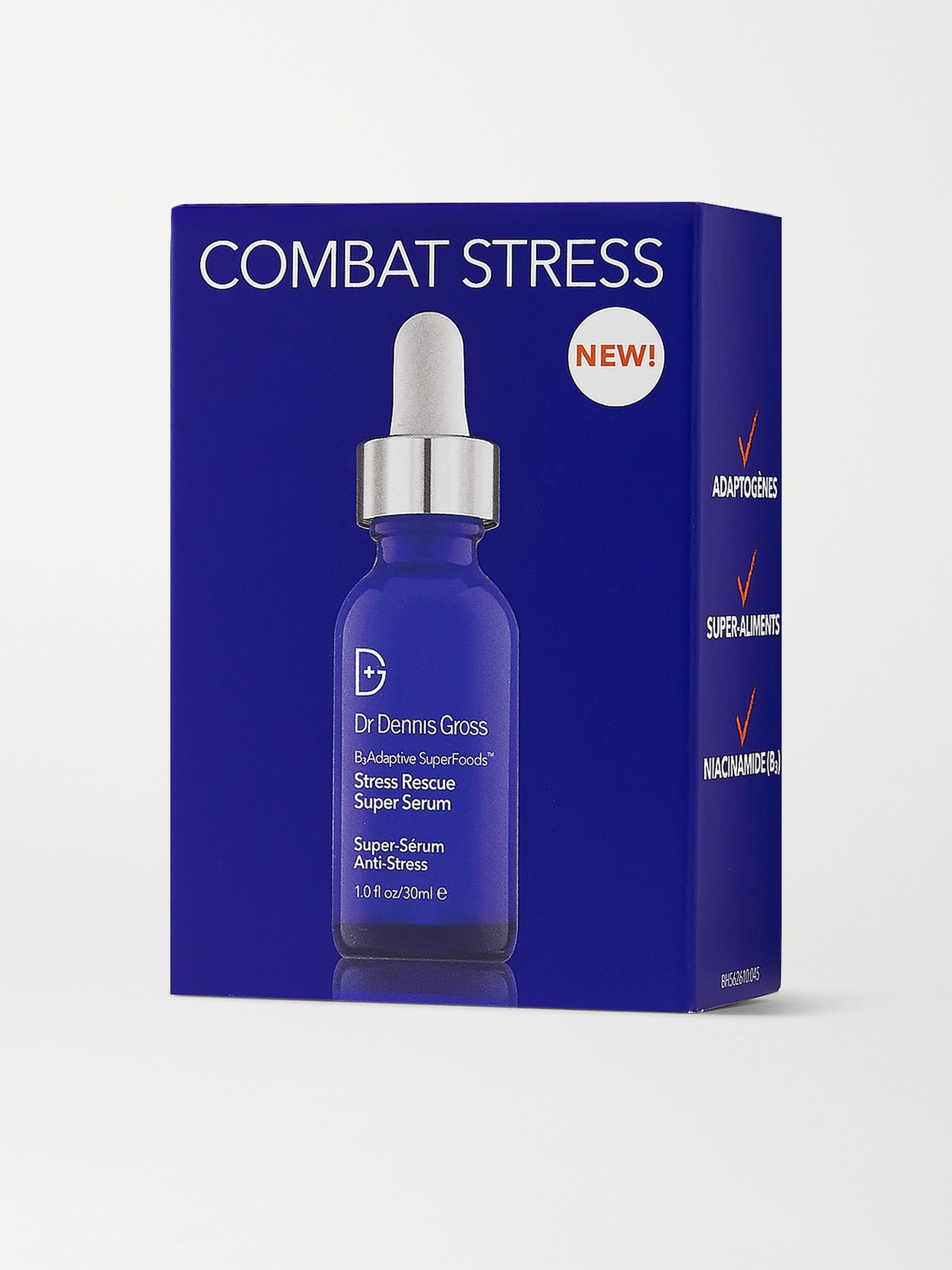 Dr. Dennis Gross Skincare B3 Adaptive SuperFoods Stress Rescue Super Serum, 30ml