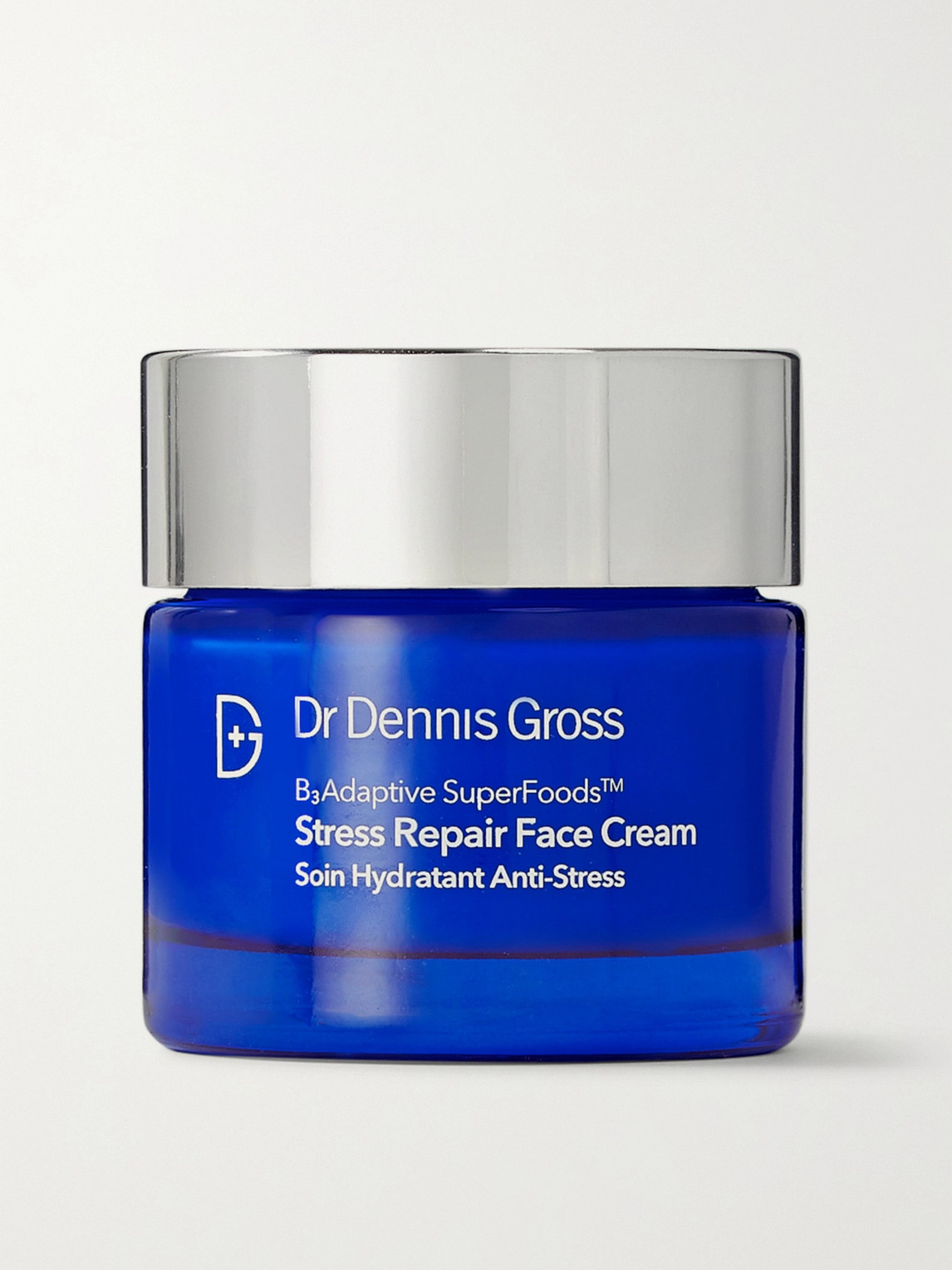Dr. Dennis Gross Skincare Dr Dennis Gross Skincare B3adaptive Superfoods Stress Repair Face Cream 60ml In Colorless