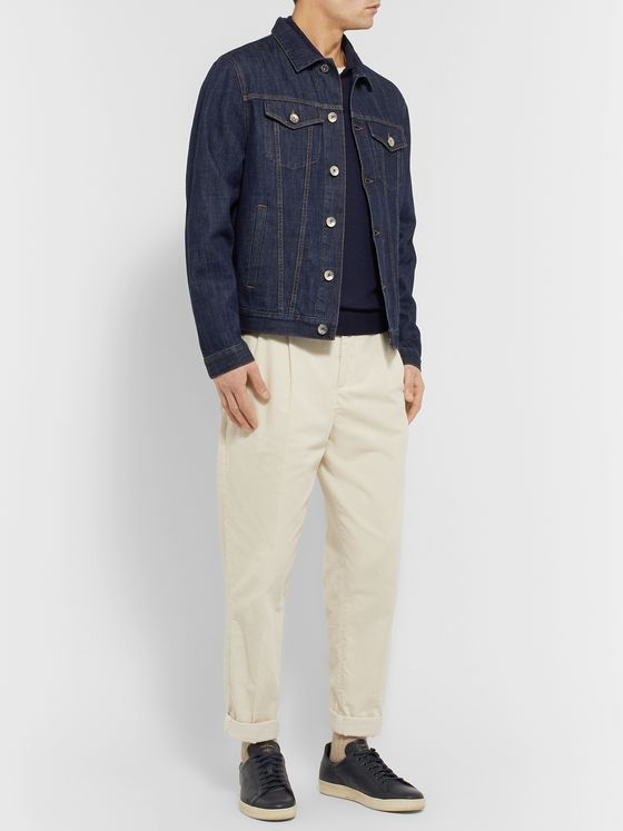 BRUNELLO CUCINELLI Denim Jacket