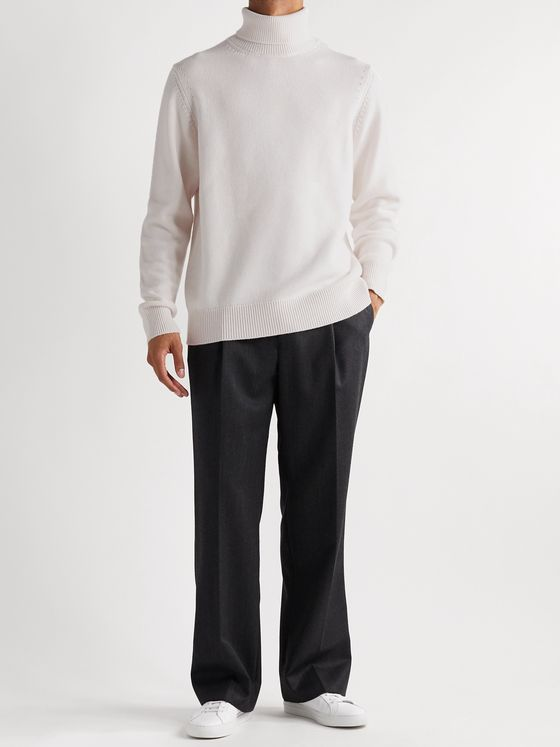 GABRIELA HEARST Charlet Cashmere Rollneck Sweater