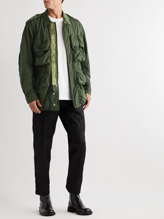 Burberry Thornham Shell Field Jacket