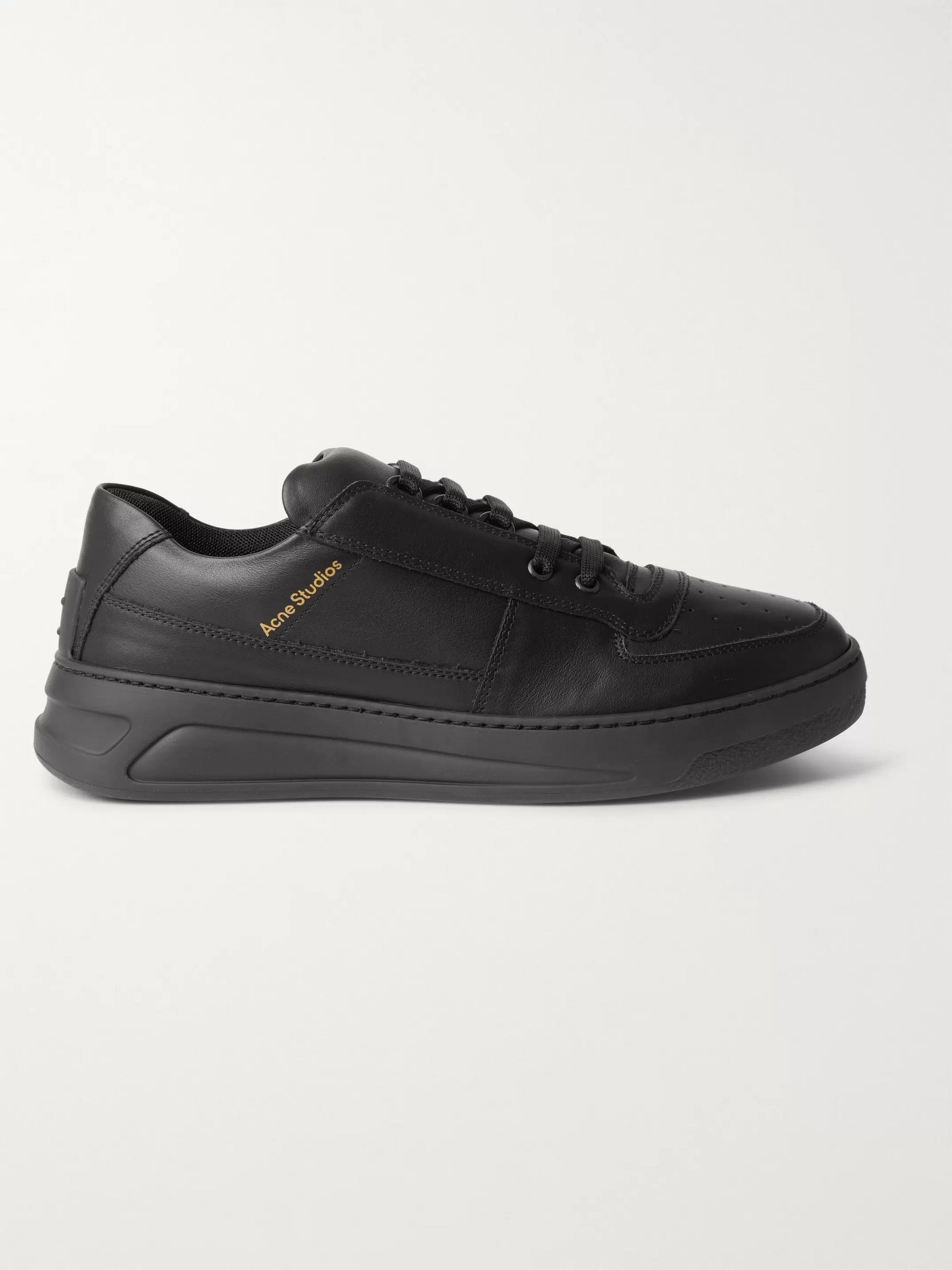 Acne Studios Leather Sneakers