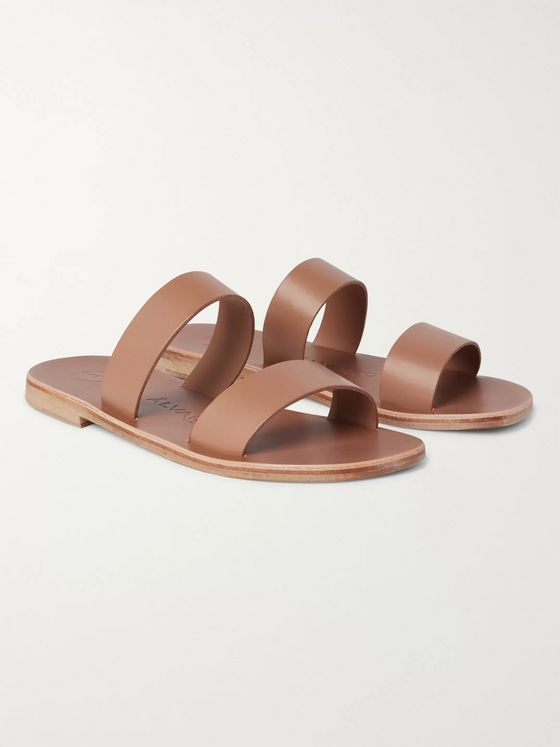 Álvaro Alex Leather Sandals