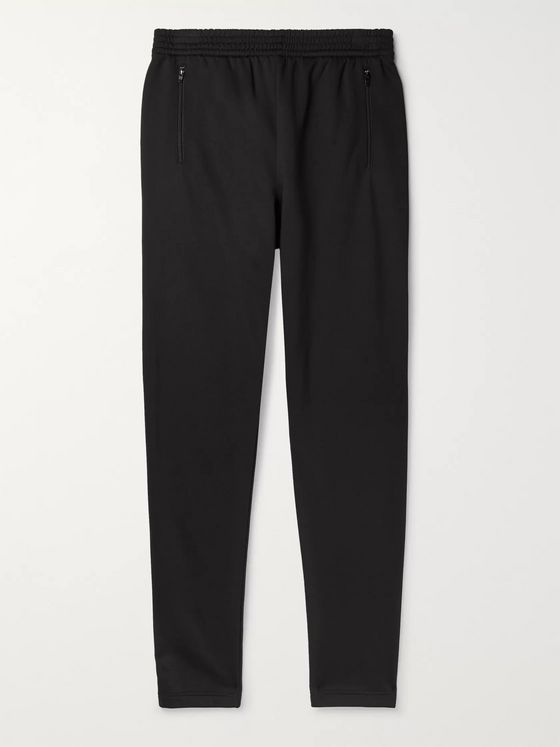 Balenciaga Slim-Fit Jersey Track Pants