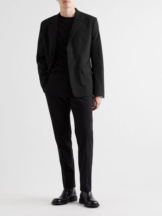 Prada Slim-Fit Tech-Twill Blazer