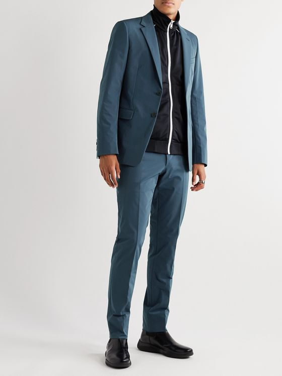 Prada Slim-Fit Shell Suit